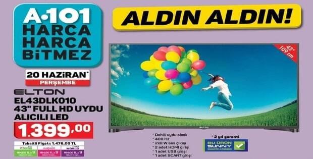 A101 20 Haziran 2019 Aktüel ürünler Kataloğu Aktüelbul